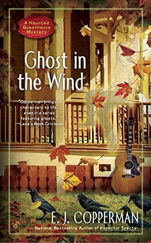 book cover of Ghost in the Wind