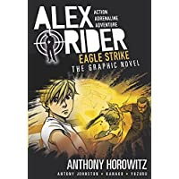 Alex Rider Graphic Novel 4: Eagle Strike