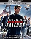 Tom Cruise (Actor), Rebecca Ferguson (Actor), Christopher McQuarrie (Director) | Rated: PG-13 (Parents Strongly Cautioned) | Format: Blu-ray (54) Release Date: December 4, 2018  Buy new: $37.99$26.96