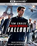 Tom Cruise (Actor), Rebecca Ferguson (Actor), Christopher McQuarrie (Director) | Rated: PG-13 (Parents Strongly Cautioned) | Format: Blu-ray (252) Release Date: December 4, 2018   Buy new: $37.99$19.99 19 used & newfrom$16.99