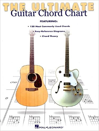 The Ultimate Guitar Chord Chart Hal Leonard Corp