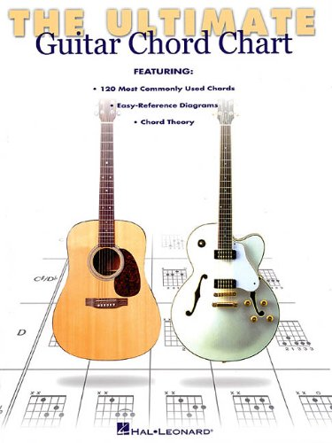 the ultimate guitar chord chart paperback 1999 buy online in uae books products in the. Black Bedroom Furniture Sets. Home Design Ideas