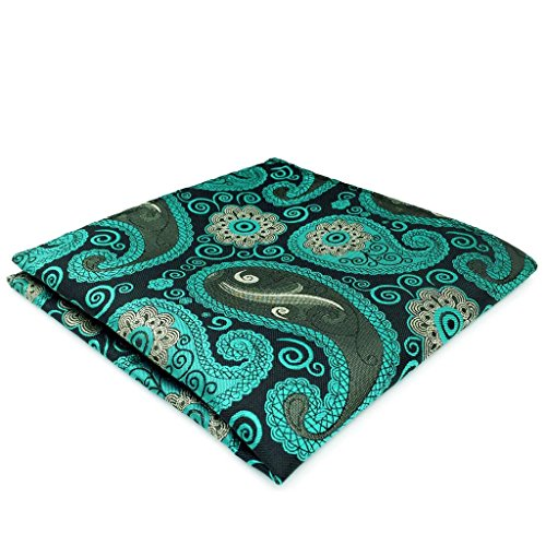 Shlax&Wing Mens Neckties Paisley Tie Multicolor New Design Unique 57.5