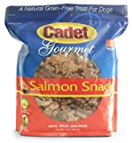 Cadet Salmon Snacks in Resealable Bag for Dogs, 2-Pound, My Pet Supplies
