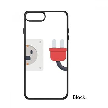 DIYthinker Steckdose Schaltplan Muster phonecase: Amazon.de: Elektronik