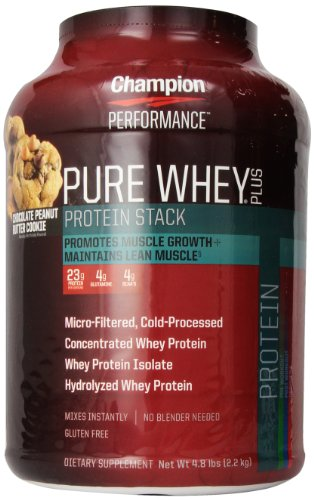Champion Nutrition Pure Whey plus Chocolate Peanut Butter Cookies - £ 4,8