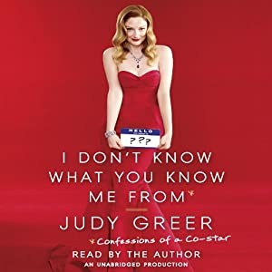 I Don't Know What You Know Me From Audiobook
