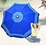 Rio Beach Deluxe Sunshade Umbrella