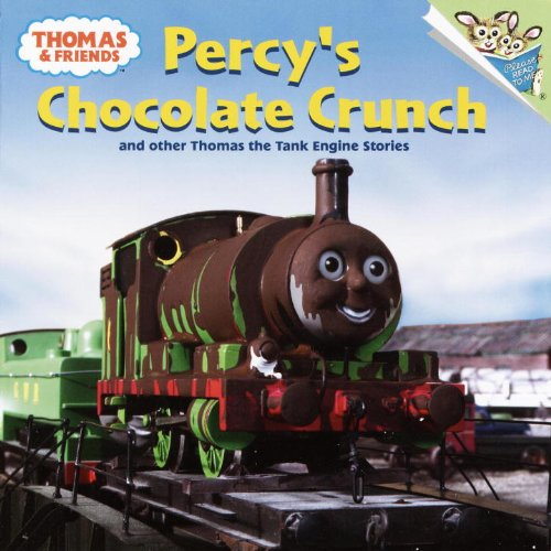 Percy's Chocolate Crunch: And Other Thomas the Tank Engine Stories (Thomas & Friends) Thomas Percy And The Christmas Adventure