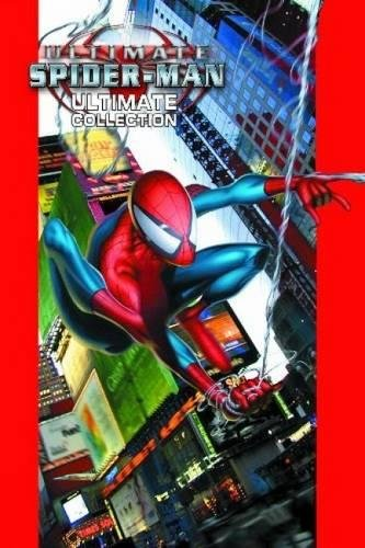 Ultimate Spider-Man: Ultimate Collection, Vol. 1 (Spiderman Comic 1)