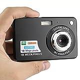 Compact digital Camera, Treetech 2.7 inch TFT LCD 8x Digital Zoom HD 720P 18 Mega Pixels Video Camcorder for Children,Adult and School