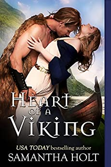 Heart of a Viking by [Holt, Samantha]