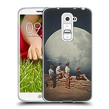 Official Frank Moth Friends Not Friends Retrofuture Soft Gel Case for LG G3 S / G3 Beat / G3 Vigor