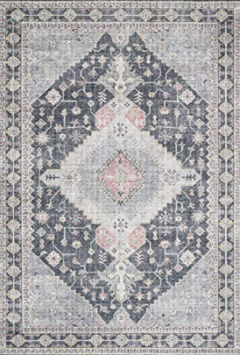 Loloi II SKY-02 Traditional Area Rug, 3'-6