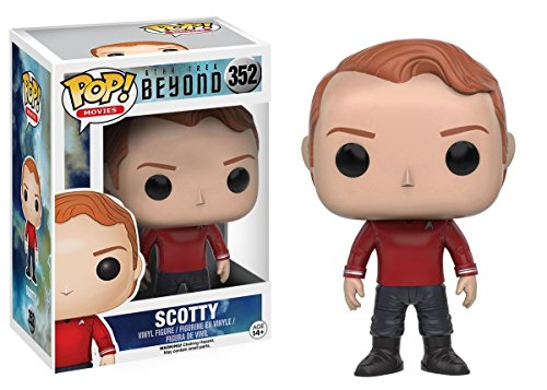 Funko POP Star Trek Scotty Action Figure