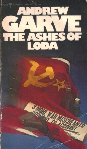 book cover of The Ashes of Loda