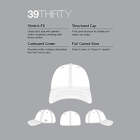 Amazon.com   New Era New York Yankees 2018 MLB All-Star Game 39THIRTY Flex  Hat - White 7dbfdecdf506