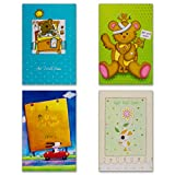 12 Get Well Cards with Envelopes - Boxed Enclosure