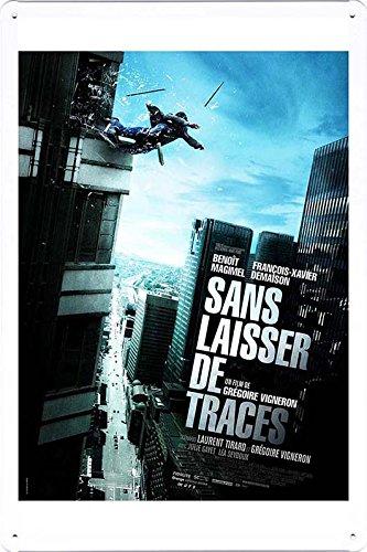 Amazon.com: Estaño Poster Cartel de película 8