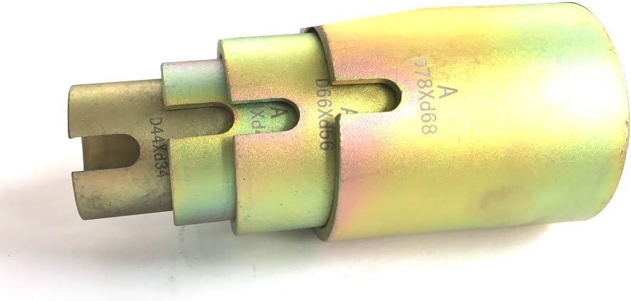 kit de herramientas de reparaci/ón de bujes de varillaje de cambio de engranajes compatible con JE-TTA G-OLF MK2 y GT//I 191798211S Herramienta de reparaci/ón de bujes de engranajes
