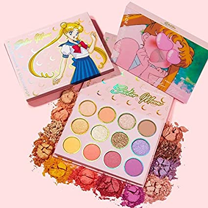 Amazon.com : Sailor Moon x ColourPop Pretty Guardian Eyeshadow Palette