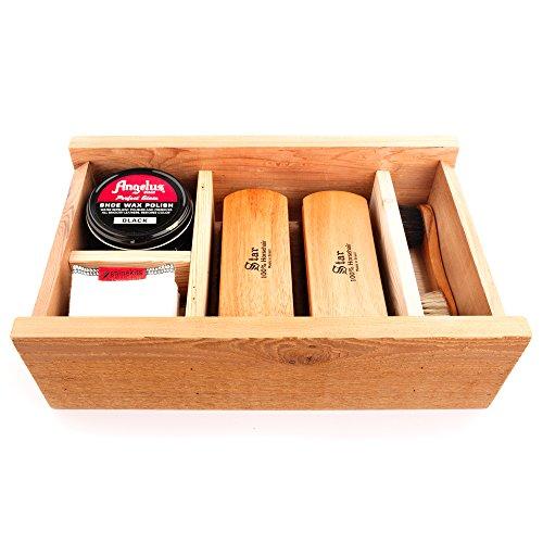 Shinekits Cedar Shoe Shine Kit by Shinekits (Image #4)