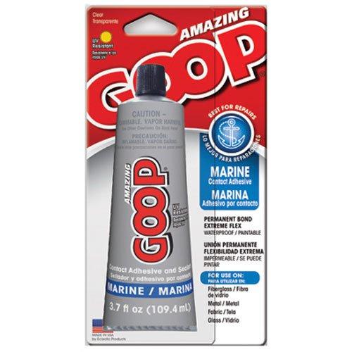 Marine Epoxy Paste (Amazing GOOP 170011 Marine Adhesive, 3.7 Fluid Ounces)