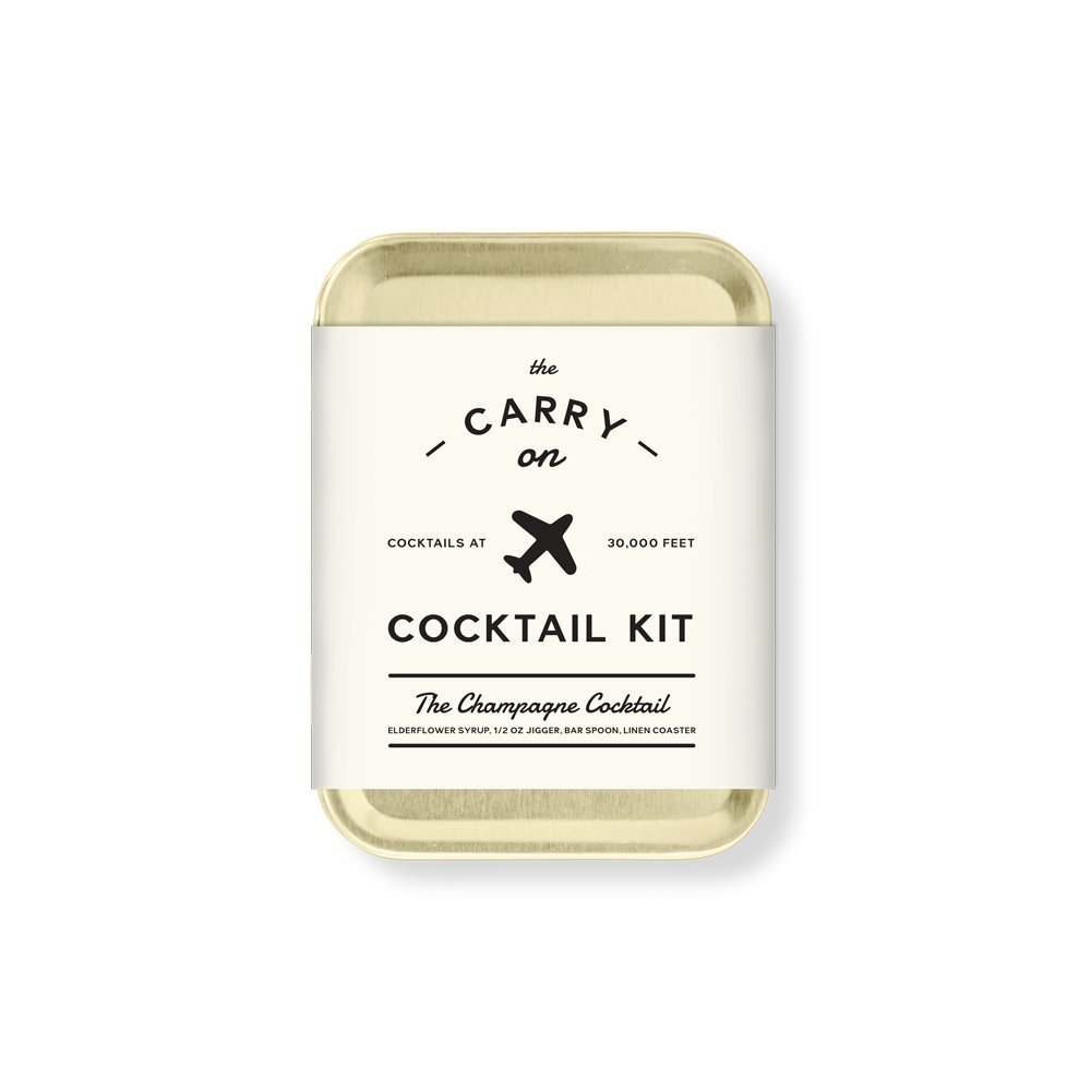 W&P Carry On Cocktail Kit, Champagne Cocktail