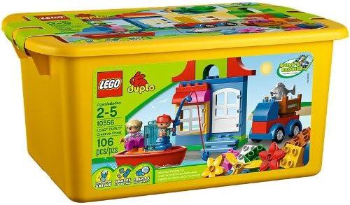 LEGO Duplo - Maxi barril amarillo - 10556: Amazon.es: Juguetes y ...