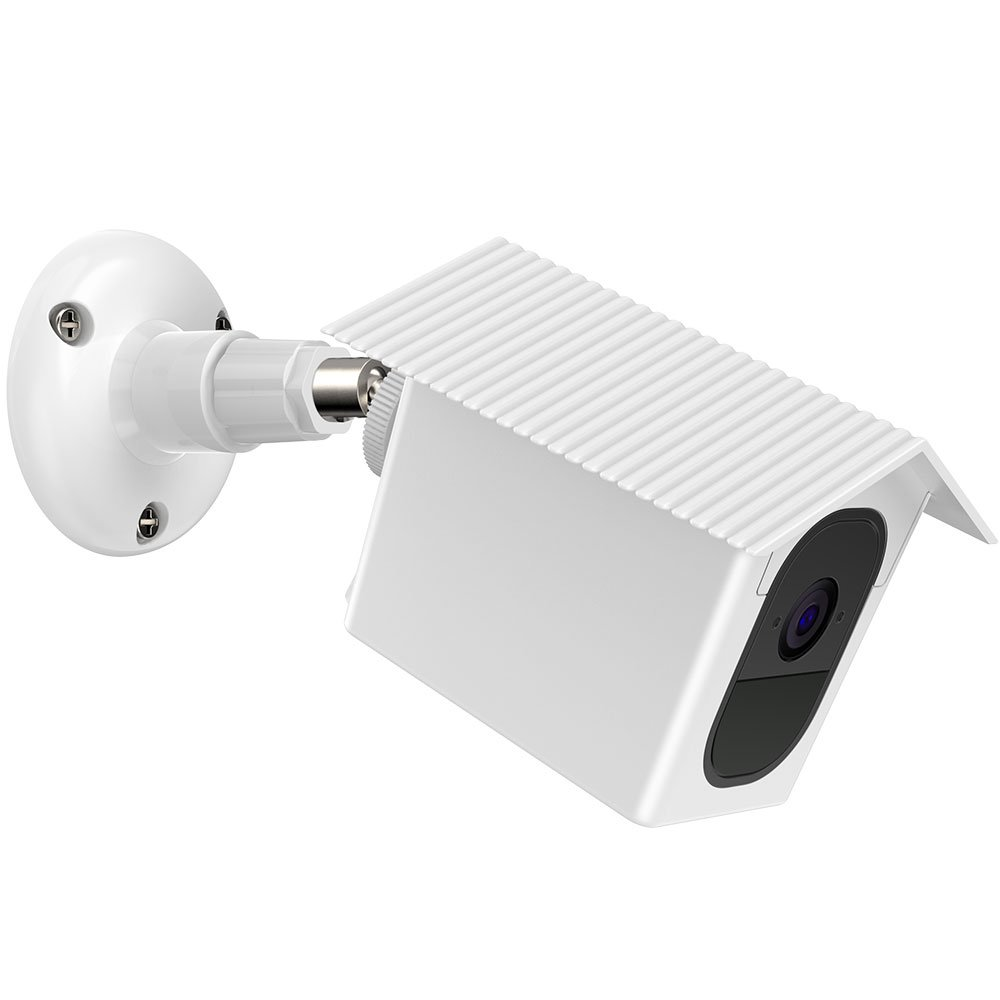 Aobelieve Weatherproof Housing and Adjustable Security Mount for Arlo Pro, Pro 2 Camera (White) by Aobelieve