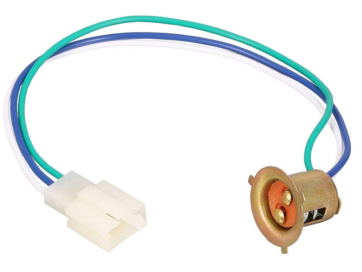 バーター細心のスクランブルDAYTONA(デイトナ) ヤマハ用040型ウインカーコネクターセット 3極/グレー 65088