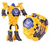 Kiditos Transforming Robot Toy Convert to Digital Watch for Kids (1 Piece)