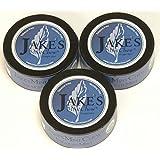 Jake's Mint Chew - Straight Mint - 3 pack - Tobacco & Nicotine Free!