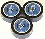 Jake's Mint Chew - Straight Mint - 3 pack - Tobacco & Nicotine Free!