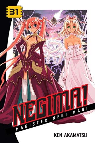 Negima! 31: Magister Negi Magi Negima Girl