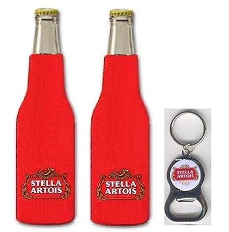 Amazon.com: Stella Artois enfriador de 2 botella de traje de ...