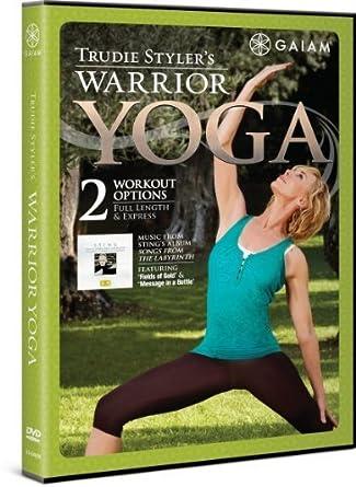 Amazon.com: Trudie Stylers Warrior Yoga by Gaiam - Fitness ...
