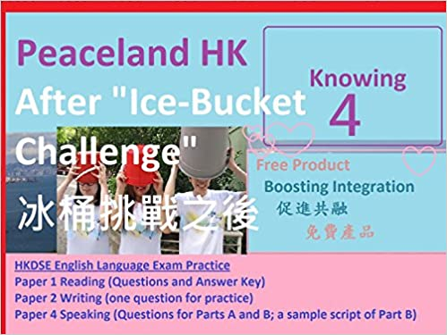 Peaceland HK Knowing Issue 4 After Ice Bucket Challenge