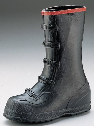 Goma Supersized Negro 15 Ranger Overboots Hombres Los t369 De aYdn0Xnx