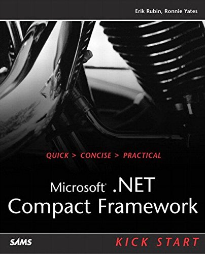 [(Microsoft.NET Compact Framework)] [By (author) Erik Rubin ] published on (September, 2003)