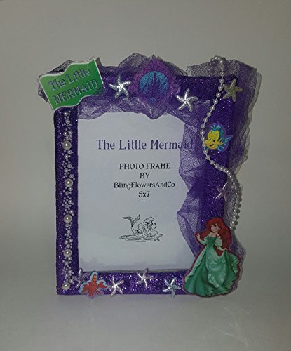 Ariel Picture Frame The Little Mermaid
