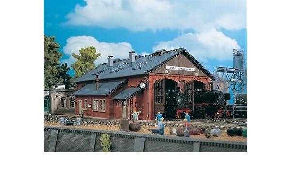 Vollmer - Edificio para modelismo ferroviario H0 - 1:87 escala 1:87 (5753): Amazon.es: Juguetes y juegos
