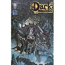 Dark Regions Comic # 3 - White Wolf Comics, May 1987