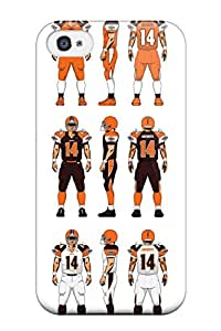 Larry B. Hornback's Shop clevelandrowns NFL Sports & Colleges newest iPhone 4/4s cases 2270105K567297686
