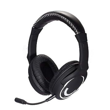 XPFFXX Sonido Estéreo para Auriculares De Juegos Inalámbricos para Ps4 / 3 Y Cancelación De Ruido para Auriculares De Pc: Amazon.es: Electrónica