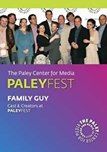 Family Guy: Cast & Creators Live at the Paley Center by Seth ...