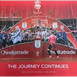 The Journey Continues Lincoln City 2017/18