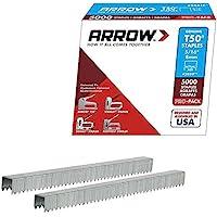 Arrow Fastener 505IP Genuine T50 5/16-Inch Staples, 5,000-Pack - 1