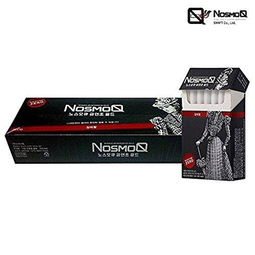 ([SWIFT] NosmoQ Herbal Cigarette 1 pack(20 sticks), eucommia bark 100%, Rose)