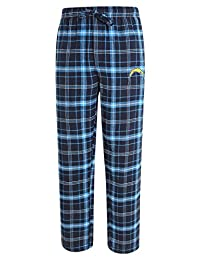 """San Diego Chargers NFL """"Ultimate"""" Men's Flannel Pajama Pants"""
